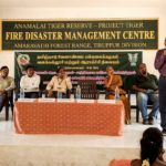 Inaugural of Fire Disaster Management Center, ATR - March 2017